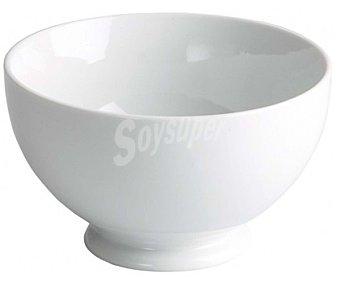 EFG Bol de porcelana con 40 centilitros de capacidad, color blanco 1 unidad