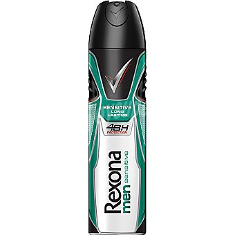Rexona Desodorante Sensitive sin alcohol Spray 200 ml