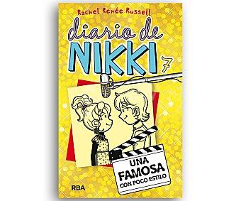 INFANTIL JUVENIL Diario de Nikki 7, Una famosa con poco estilo, rachel renée russel. Género: infantil, juvenil. Editorial: rba. Descuento ya incluido en pvp. PVP Anterior: