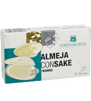 Porto Muiños Almeja con sake y combu 80 g