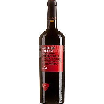 Heretat de Cesilia Ad Gaude Heretat Vino tinto crianza Alicante Botella 75 cl