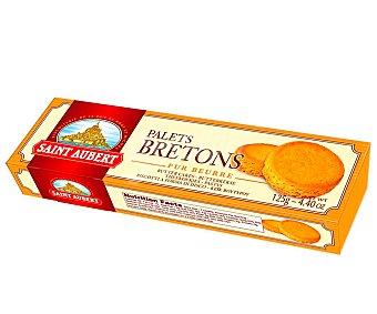Saint Aubert Galletas de mantequilla bretonnes 125 g