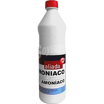 Aliada Amoniaco con detergente Botella 1 l