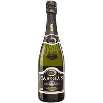CUEVAS SANTOYO Vino Espumoso Carolus Reserva Imp. Botella 75 cl