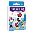 Mickey mouse apósitos para niños Caja 20 uds Hansaplast