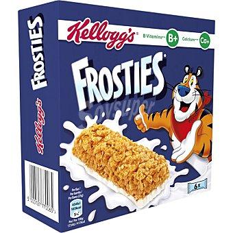 FROSTIES de KELLOGG`S Barritas de cereales  6x25g
