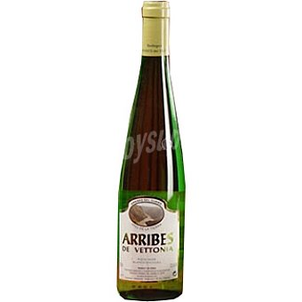 ARRIBES DE VETTONIA Vino blanco de Castilla y León Botella 75 cl