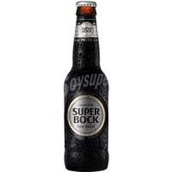 Superbock Cerveza negra sin alcohol Botellín 25 cl