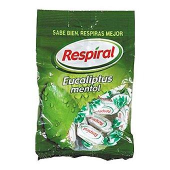 Respiral Caramelos Duro Refrescante Mentol 350 g