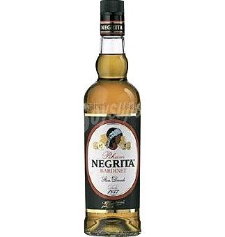 BARDINET Negrita ron añejo botella 1 l 1 l