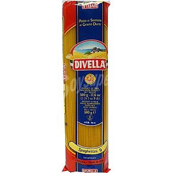 DIVELLA Spaguettini nº 9 paquete 500 g