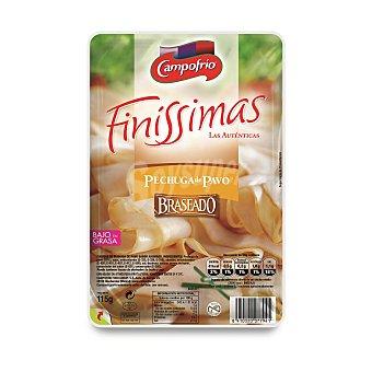 Campofrío Pechuga Pavo Finissimas, Braseado 115 g