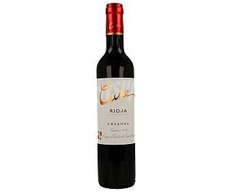 Cune Vino Tinto Crianza Botella 50 Centilitros