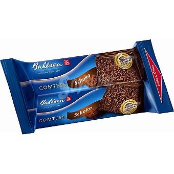 BAHLSEN COMTESS Schoco Cake chocolateado Paquete 350 g