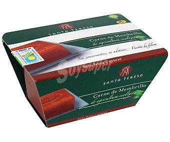 Santa Teresa Carne de membrillo ecológica 320 gramos