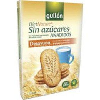 GULLÓN Diet Nature Galleta desayuno Caja 216 g