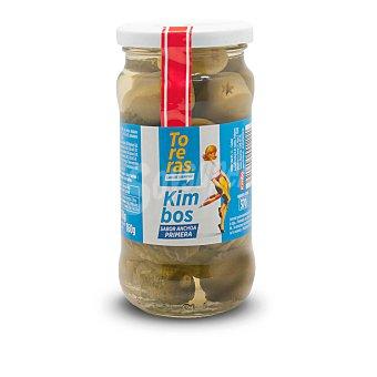 Kimbos Toreras sabor anchoa  frasco 160 gr