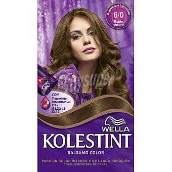 Kolestint Tinte 6/0 rubio oscuro 1 ud