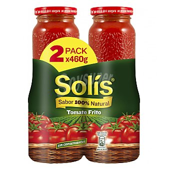 Solís Tomate frito frasco 920 g