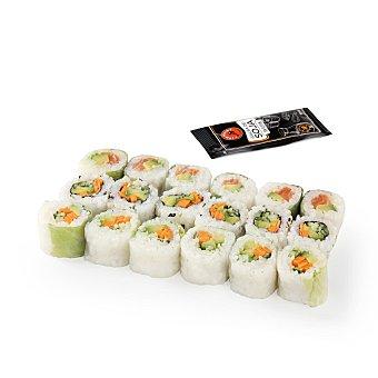 Fish Slim uramaki mix -sushi 18 ud 18 Pzas