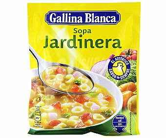GALLINA BLANCA Sopa jardinera 71 gramos