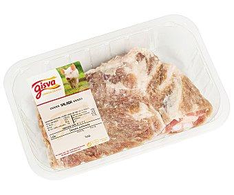 Gisva Costillas de cerdo saladas 800 gramos aproximados