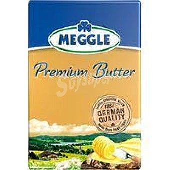 Meggle Mantequilla premium butter sin sal Pastilla 125 g