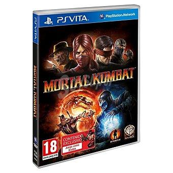 PS VITA Videojuego Mortal Kombat  1 unidad