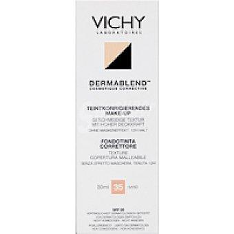 Vichy Maquillaje Dermablend Nº35 Sand Tubo 30 ml