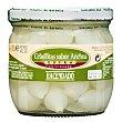 Cebollitas sabor anchoa Tarro 350g. escurrido 190g Hacendado