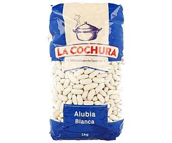 LA COCHURA Alubias blancas Bolsa de 1 kg