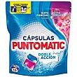 Detergente cápsulas doble acción 16u 16u Puntomatic