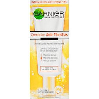 Skin Naturals Garnier Crema antimanchas Tubo 40 ml