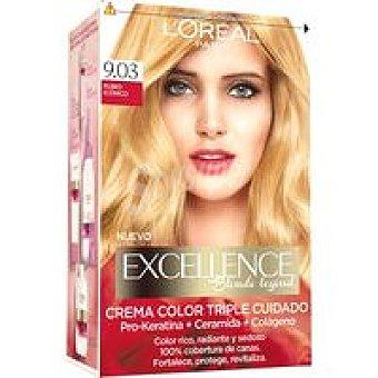 Excellence L'Oréal Paris Tinte Rubio Leyenda 9.03