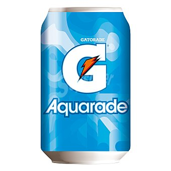 Aquarade Refresco isotónico de limón 33 cl