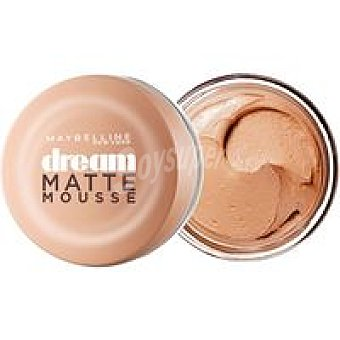 Maybelline New York Dream Mousse 30 Natural Pack 1 unid