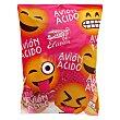 Caramelo ácido fresa 120 g El Avión