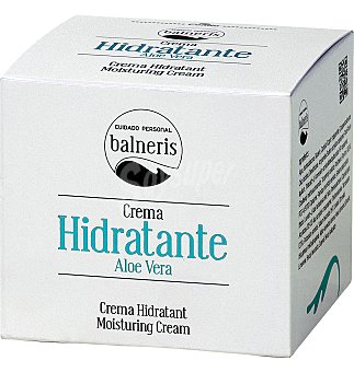 Balneris Crema hidratante 50 ML