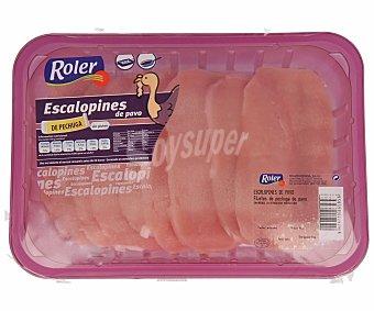 Roler Escalopines de pechuga de pavo 350 g
