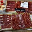 Tabla de ibéricos (lomo, salchichón y chorizo) Bandeja de 150 g Abrilisto