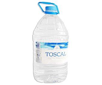 TOSCAL Agua Mineral 5 Litros