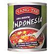 Sopa indonesia con fideos, pollo, verudras 400 ml Yang-Tse