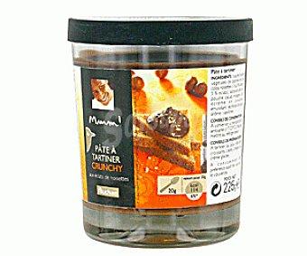 Mmm Auchan Crema Cacao Con Trocitos de Avellanas 225 Gramos
