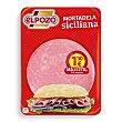 Mortadela siciliana en lonchas sin gluten Envase 270 g ElPozo