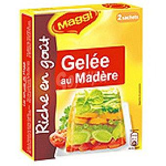 Maggi Gelatina en polvo Madeira  2 sobres (estuche 48 g)