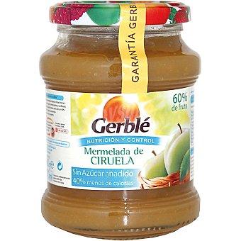 Gerblé Mermelada de ciruela sin azúcar añadido Envase 380 g