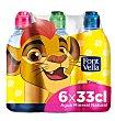 Agua tapón sport 6 botellas de 33cl Font Vella