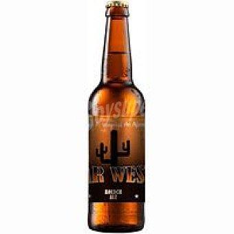 Far West Cerveza desert wheat ale Botellín 33 cl