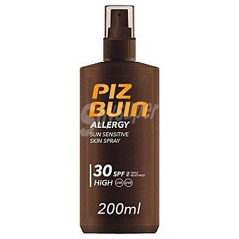 Piz buin Allergy sun sensitive skin protector solar SPF-30 Spray 200 ml
