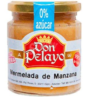 Don Pelayo Mermelada de manzana sin azúcar 275 g